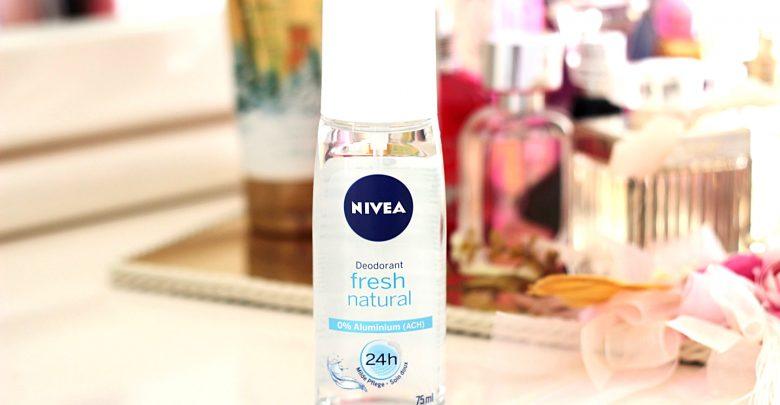 nivea fresh natural gazsız sprey deodorant yorumları