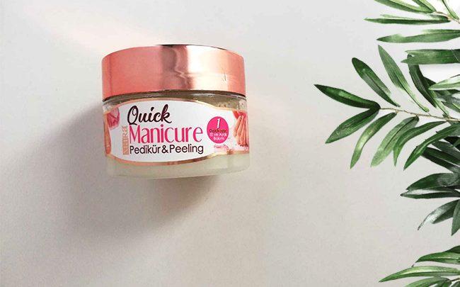 mara quick manicure peeling