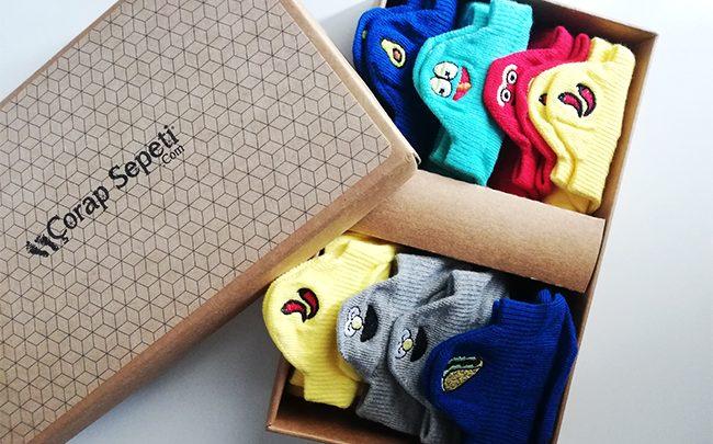 çorap sepeti ürün yorumları kullananlar emojili çorap modelleri
