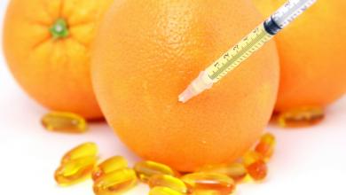 yüksek doz c vitamini